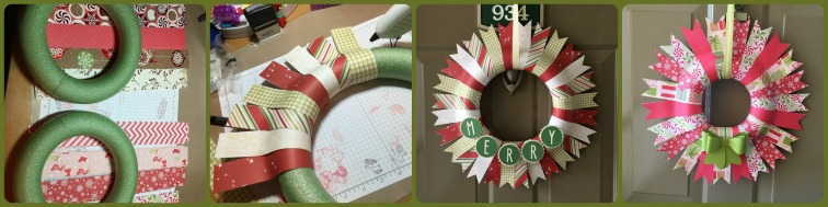 "12"" and 8"" wreaths"